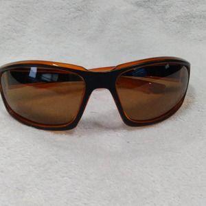 NITROGEN orange blk polarized sunglasses